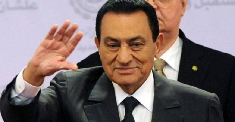 وفاة حسني مبارك اليوم 20-2-2020